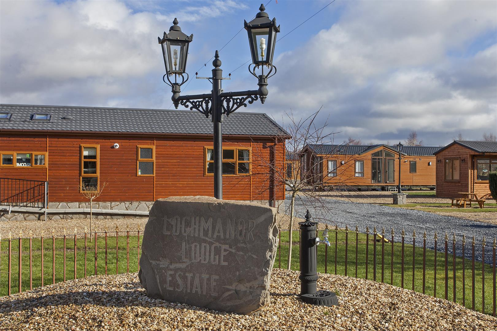 Plot 6, Atlas Lilac Lodge, Lochmanor Lodge Estate, Dunning, Dunning Perth, Perthshire, PH2 0QN, UK